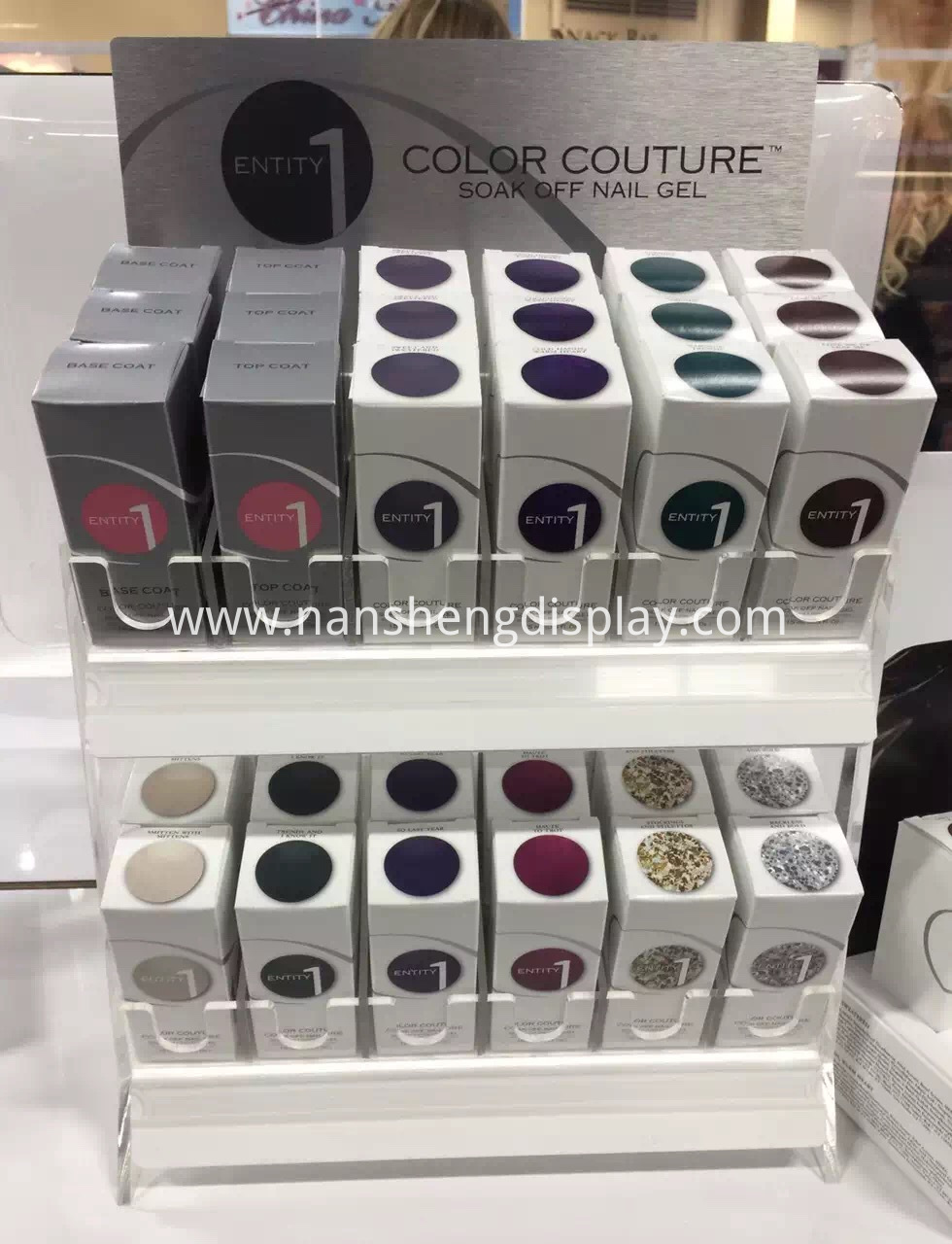 Cosmetics Display for Sale