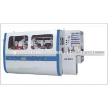 DL4007 Siebenspindel 4 Seitenfräsmaschine mit Ein- und Auslaufförderer