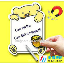 Magnetic writing board,can write ,wipe ,stick