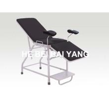 Мебель для больниц Гинекология Поставка для постели Пластик-распыление