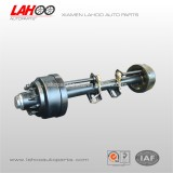Chinese American type Trailer Axle 14T Manufacturer