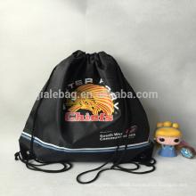 Promotion 210D Polyester Drawstring Gym Sport Bag