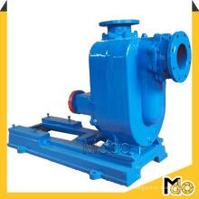 Pompe à eaux usées horizontale auto-amorçante de 2 à 12 pouces