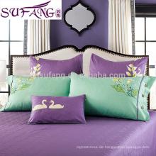 100% Bambusgewebe Fünf-Sterne-Hotel Qualität Beding Set Proben zur Verfügung