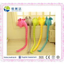 Multicolor Long Nose Elephants Plush Toys/Gifts for Friends