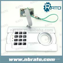 Código eletrônico RE-101 Bloqueios para caixa segura