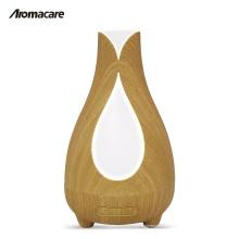 Novas idéias do produto 2018 ultrasonic atomizador dia das mães por atacado presentes óleo aroma difusor vaso forma difusor do óleo essencial