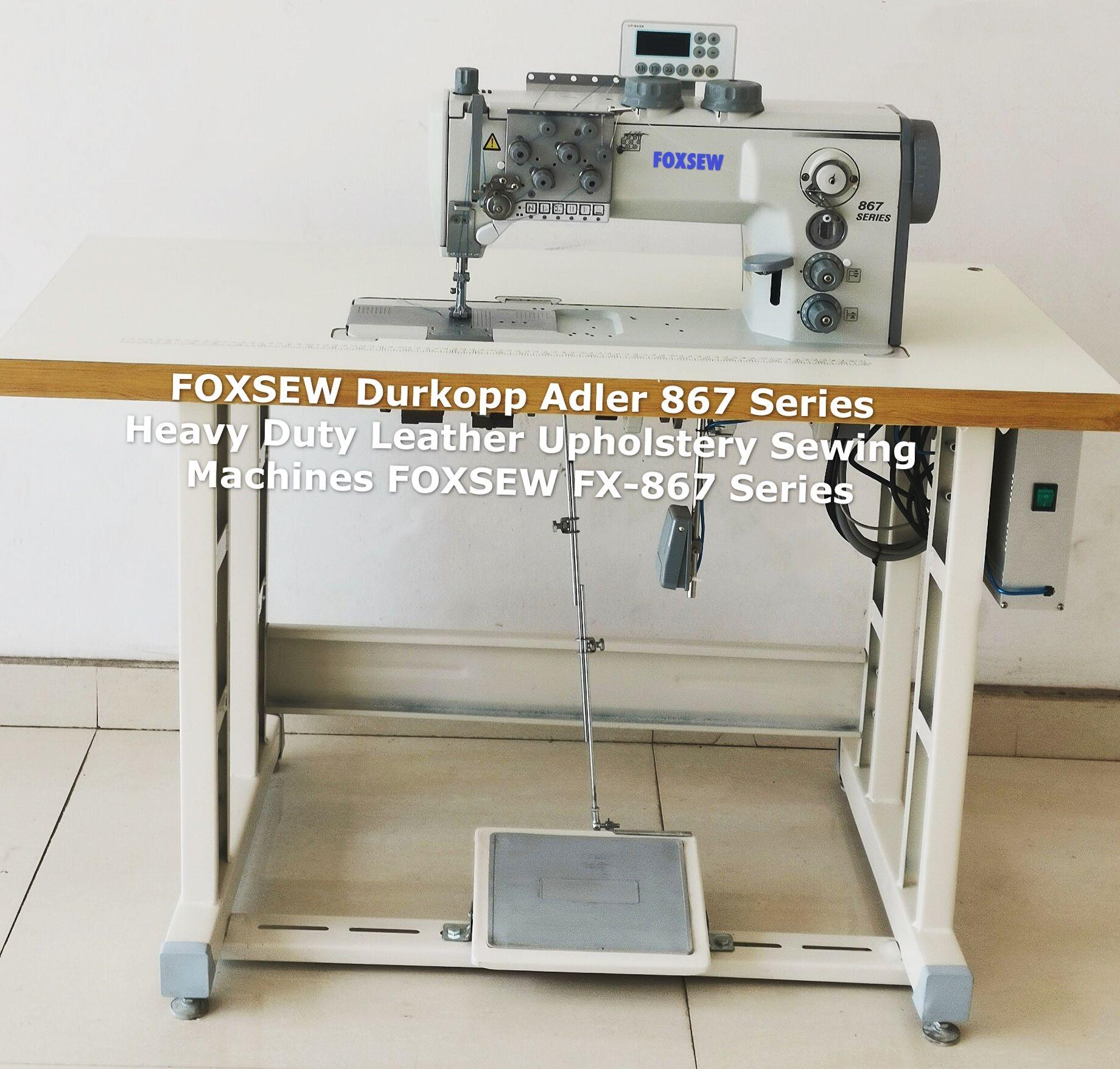FOXSEW FX-867 Series Machine -1