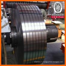 Feuille d'épaisseur de haute qualité en acier inoxydable 316L 0,075 mm