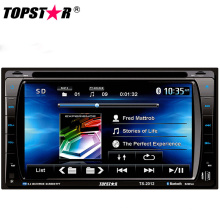 6.2inch Double DIN 2DIN Car DVD Player with Android System Ts-2012-1