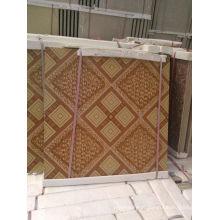Plafond blanc classique de bon prix de PVC pour la construction