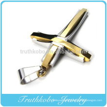 Unique Design Stainless Steel Cross Country Jewelry Necklace Pendant for Sale On Internetional Shop