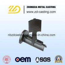 OEM-legierter Stahl-Baumaschinen-Teile durch Feinguss