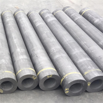UHP300mm1800mm graphite electrode for Ladle Furnace