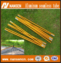 poles for carport aluminum tent pole with pvc fabric covers