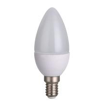 TUV & Dekra LED bougies Light avec C30 5.5W 470lm