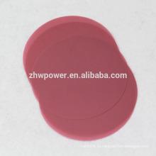 Фабричная продажа 9um, 3um, 1um волоконно-оптическая полировальная пленка, оптическая притирка, пленка для полировки оптического волокна с различными цветами