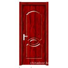 Melamine Wood Door, Wooden Doors (SD-6305)