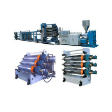 600-2000мм АБС/ПС/ПП пластиковый лист экструдер машины