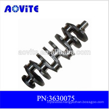 Crankshaft 3630075 for diesel engine k38