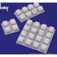 Custom Elastomer Translucent Rubber Hintergrundbeleuchtung Tastatur