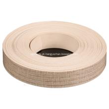 Borda da borda do PVC do armário de cozinha
