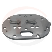 refrigeration compressor manufactures copeland semi hermetic compressor  replacement compressor parts valve plate assembly DLEDE