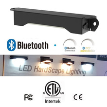 12V Bluetooth (CCT) Dimmable Beam Angle Adjustable IP65 LED Hardscape Light
