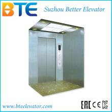 Ce bon décoration et ascenseur de passagers à faible bruit sans salle de machines