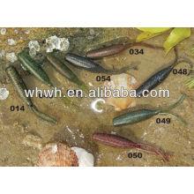 Equipement pour la production de pêche à pêche douce