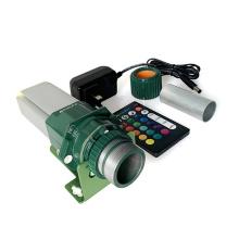 Fuente de luz de fibra óptica LED activa de sonido de 4W