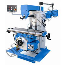 Top Quality CE Vertical Horizontal Universal Milling Machine (XL6136)