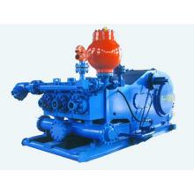 Pompe de boue de trois cylindres d'API F1300 pour le gisement de pétrole
