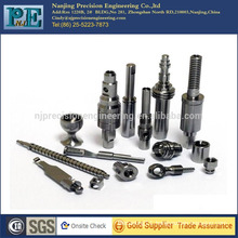Custom high precision cnc machining motorcycle parts