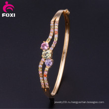 Новый дизайн Vogue Jewellery Bangle Sexy Jewelry CZ Кристалл браслет