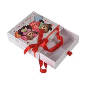 Custom Drawer Style Christmas Gift Packaging Box