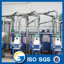 20 ton corn starch production line
