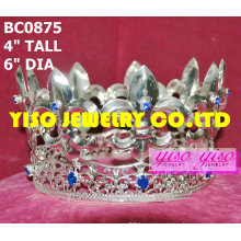 metal king pageant full crowns and tiaras