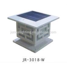 Asiatischen Stil orientalischen Stil solar Garten Licht, LED Garten Säule Licht, solar Zaun Licht, solar Post Licht (JR-3018)