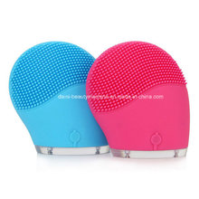 El más nuevo Deeply Cleanser Vibrate Silicone Cleansing Brush Massager Waterproof Facial SPA Massage
