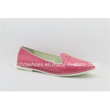 Trendy Fashion Lady Flat Casual Shoes with Simple Design