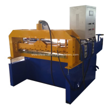 Cut to pieces roll forming machine