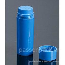 100g de plástico Pó Pó Sifter para embalagem de cosméticos (PPC-LPJ-023)