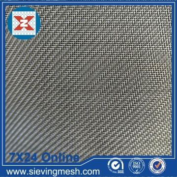 Penapis Mesh Wire Nickle