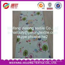 2015 imprimir 100% algodón precio barato bedsheet telas textil tela de algodón mercado textil tela de algodón mercado