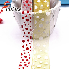 Fashion Dots Ribbon
