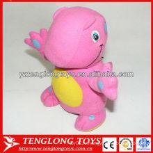 Производитель оптовый розовый плюшевый плюшевый сберегательный котел