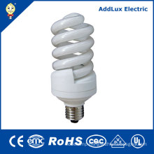 CE UL 15W - 26W Spiral Energy Saving Lights 110-240V
