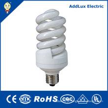 UL do CE 15W - luzes de poupança de energia espirais 110-240V de 26W