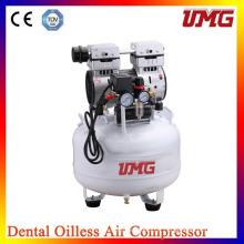 Um-J35 Équipement de laboratoire dentaire silencieux à prix bon marché / Compresseur d'air dentaire
